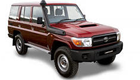 Шумоизоляция Toyota Land Cruiser 70